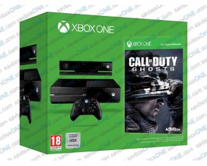 boite xbox one call of duty