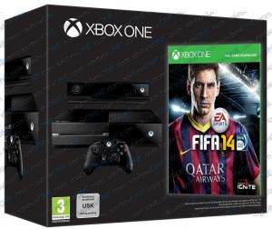 Xbox One Edition Day One + Fifa 14